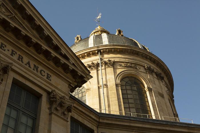 Journées du patrimoine 2020 - Présentation de l'Académie des Inscriptions et Belles-Lettres