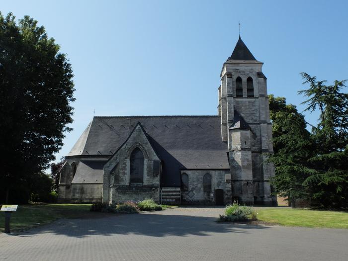 Journées du patrimoine 2020 - Visite guidée de l'église Sainte-Rictrude
