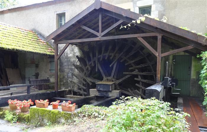 Journées du patrimoine 2019 - Moulins de Moulin l'Évêque