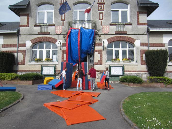 Initiation artisique et performance (enfants)