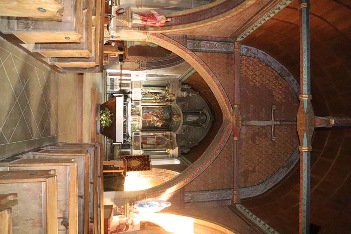 Journées du patrimoine 2020 - Visite après restauration de l'église Saint-Pierre de Bouchamps