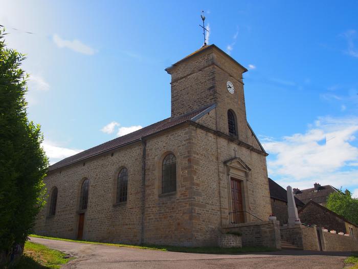 Journées du patrimoine 2019 - Église de la nativité de Chevannay
