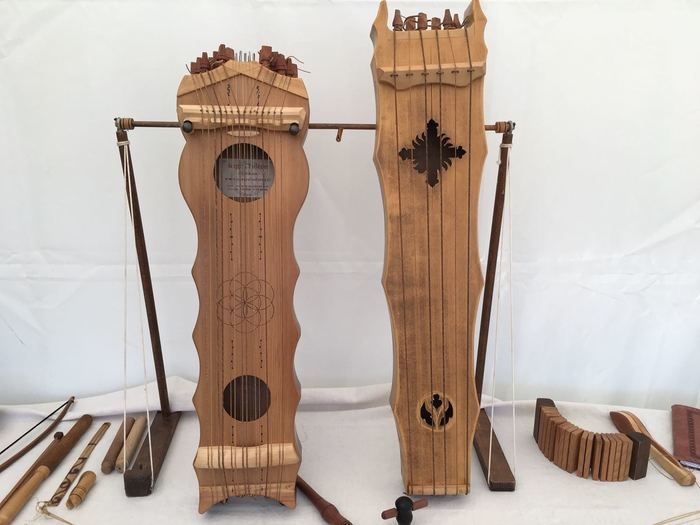 Conte musical et lutherie