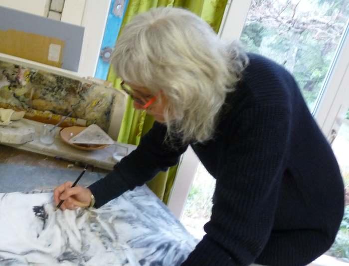 Journées du patrimoine 2020 - Atelier Familles avec Micheline Simon