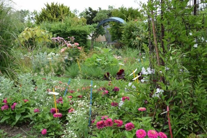 Journées du patrimoine 2020 - Visite guidée des jardins de l'École Du Breuil