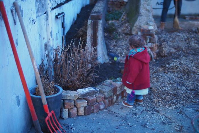Atelier jardinage/permaculture