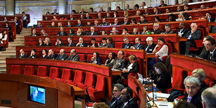 Journées du patrimoine 2020 - Rencontre avec les membres du CESE et les citoyens ayant participé aux travaux de la 3e assemblée