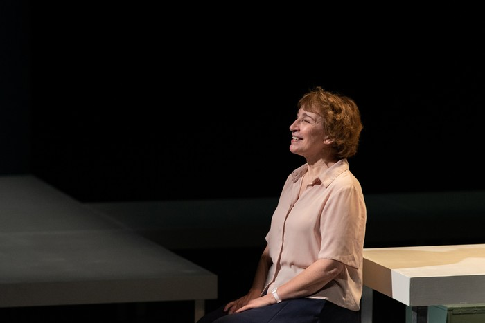 Texte et Mise en scène : Catherine Anne