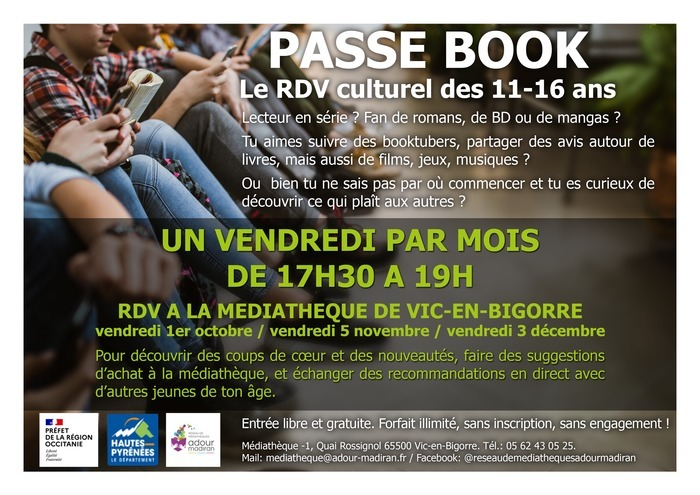 Passe book