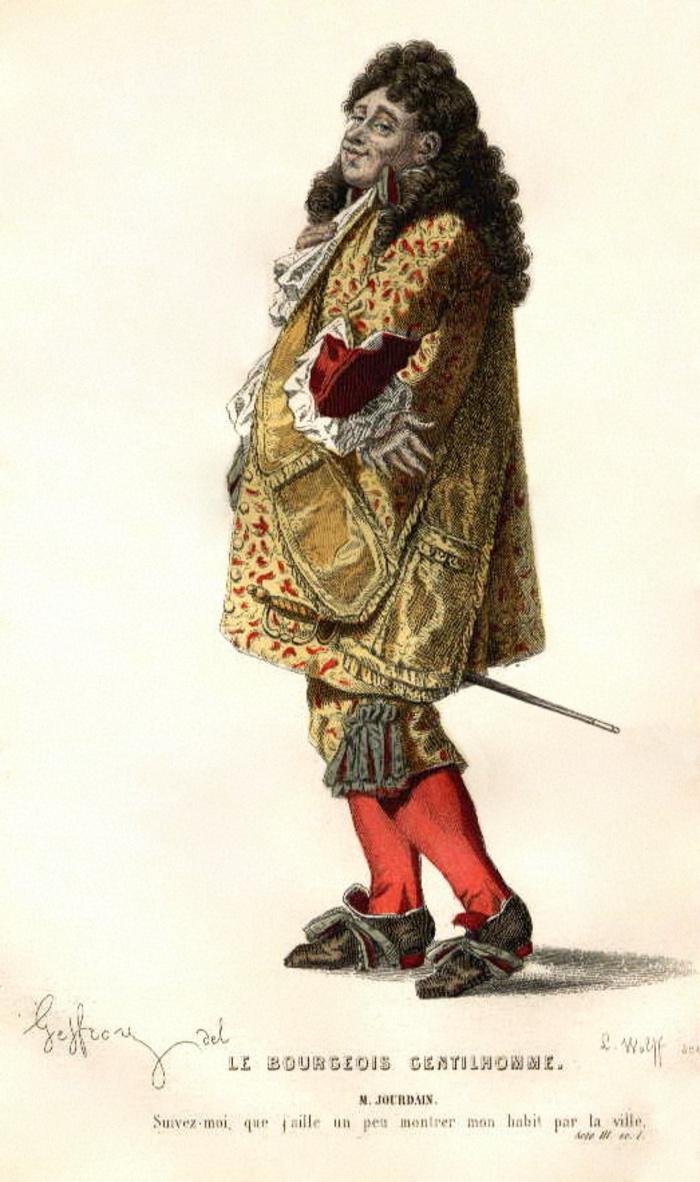 Journées du patrimoine 2019 - Le Bourgeois Gentilhomme de Molière
