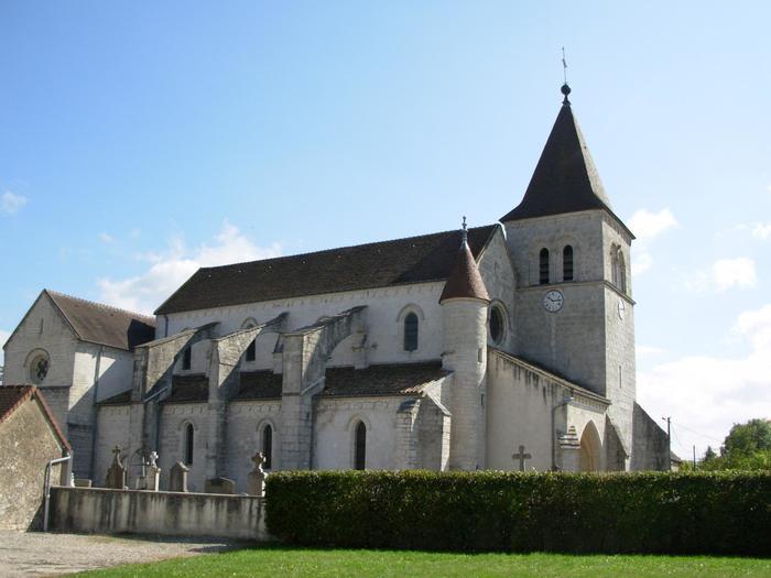 Journées du patrimoine 2019 - Visite libre de l'église Saint Christophe de Chissey sur Loue