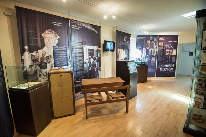 Journées du patrimoine 2019 - Musée de Saint-Chef