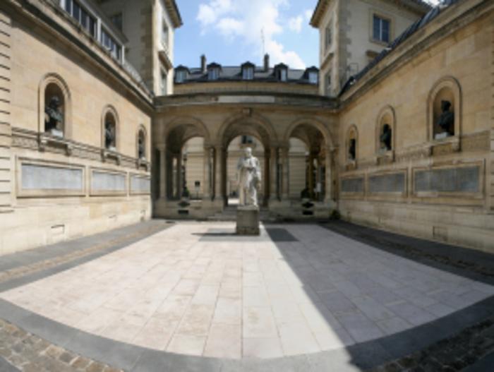 Journées du patrimoine 2019 - Visite commentée - Le Paris arabe poétique