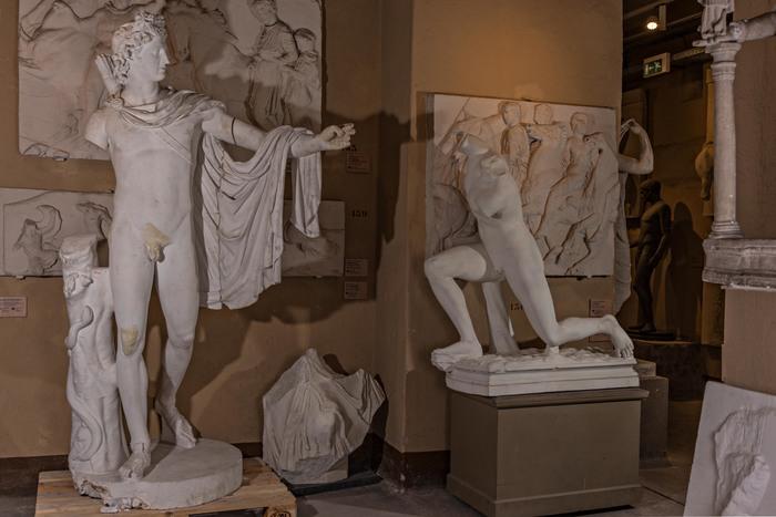Journées du patrimoine 2020 - Visite du musée Adolf Michaelis