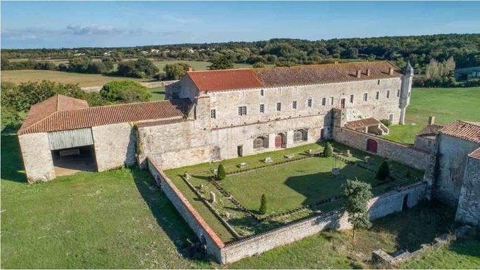 Journées du patrimoine 2020 - Visite de l'Abbaye Royale de Lieu-Dieu