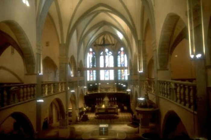 Journées du patrimoine 2020 - Visite guidée de l'église d'Orgelet