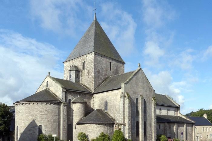 Journées du patrimoine 2019 - Visite commentée de L'Église de Locmaria