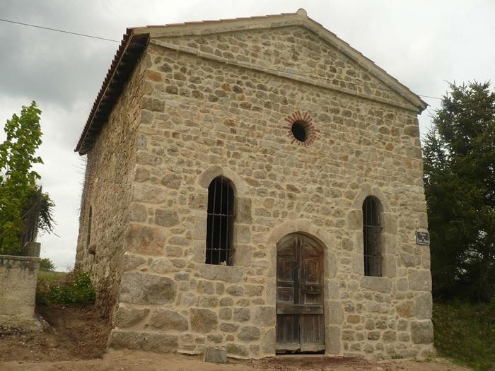 Journées du patrimoine 2020 - Marche au départ de la Chapelle St Martin à Tiranges ainsi que sa visite