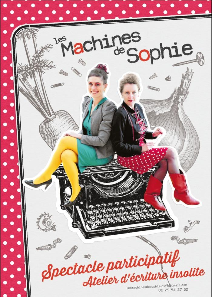 Journées du patrimoine 2020 - Les machines de Sophie