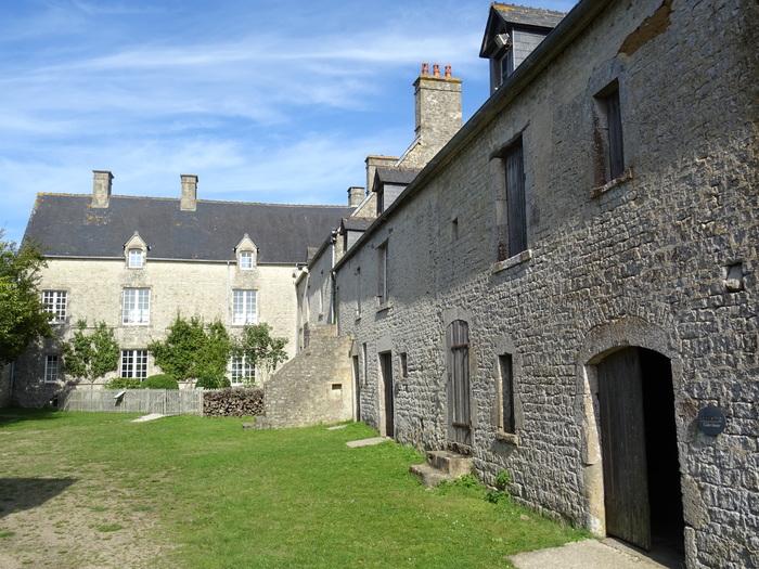 Journées du patrimoine 2019 - Levez les yeux ! visite libre de l'ancienne ferme de Beauvais