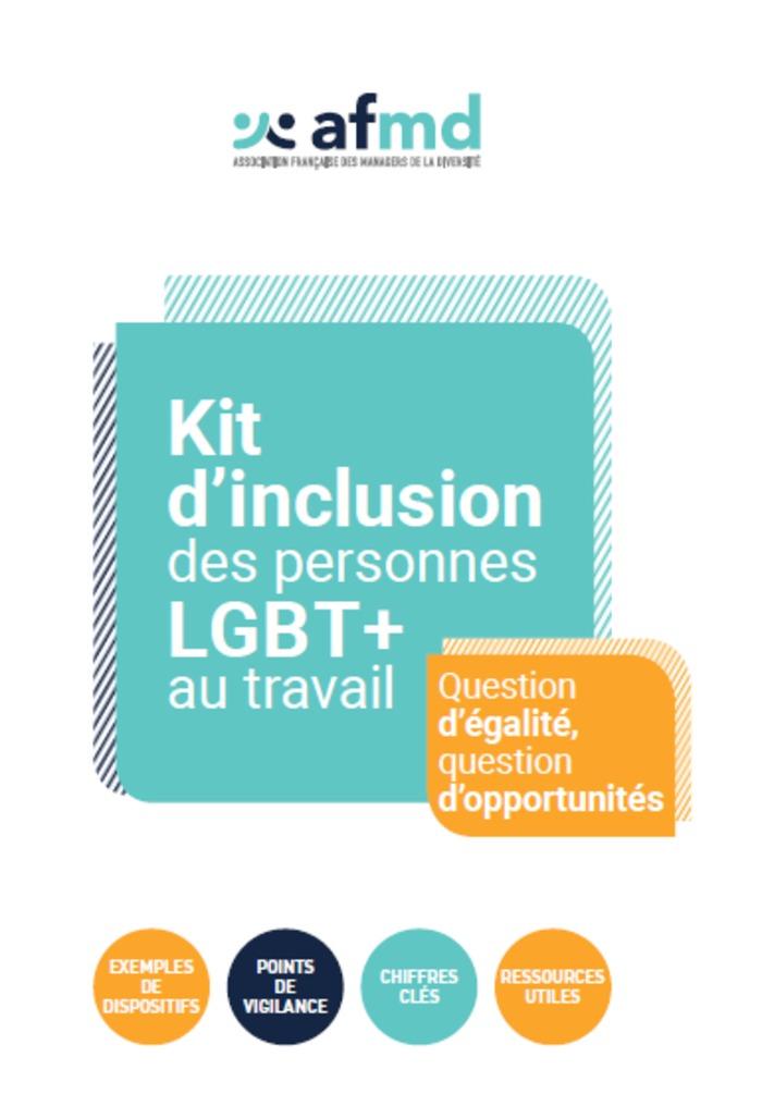 ÉVÉNEMENT L'inclusion des personnes LGBT + au travail