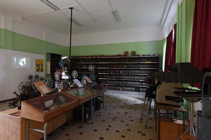 Journées du patrimoine 2020 - Les oeuvres du peintre Jean Montchougny dans les établissements scolaires pour le