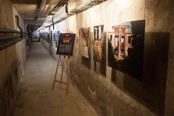 Journées du patrimoine 2020 - Graffitis au 312 (Annulé)