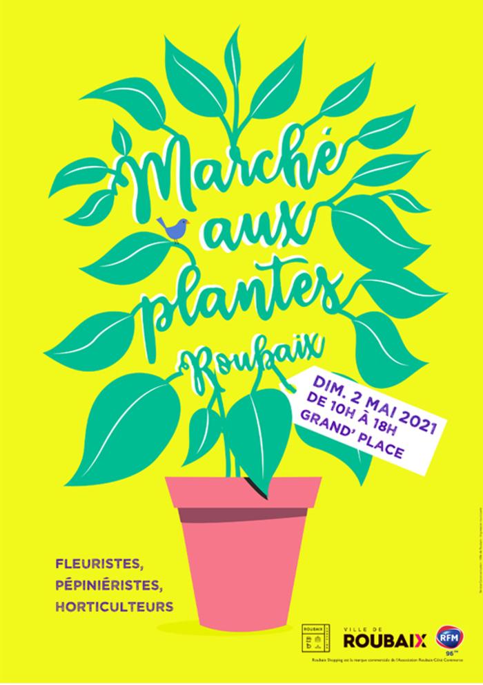 Marché aux plantes 2021