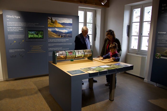Journées du patrimoine 2020 - Visite libre du Musée de la vigne et du vin de Savoie