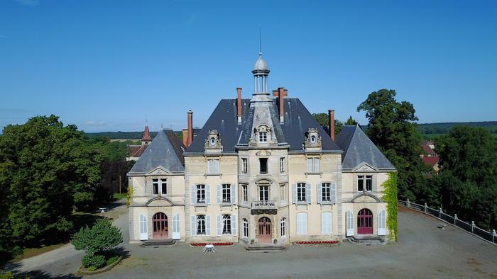 Journées du patrimoine 2019 - Visite de la bibliothèque du château de Montmirey la ville