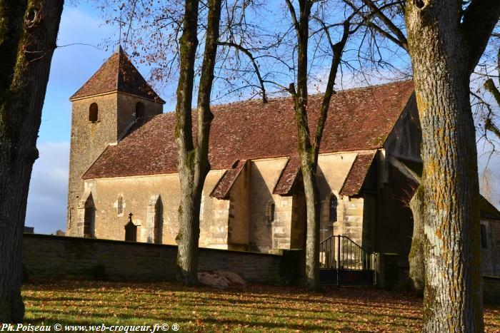 Journées du patrimoine 2020 - Église Saint-Baudel