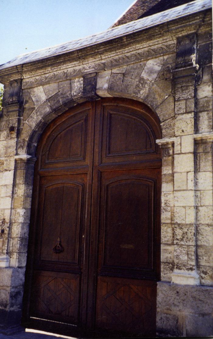 Journées du patrimoine 2019 - Visite de l'Hôtel de Vaudricourt