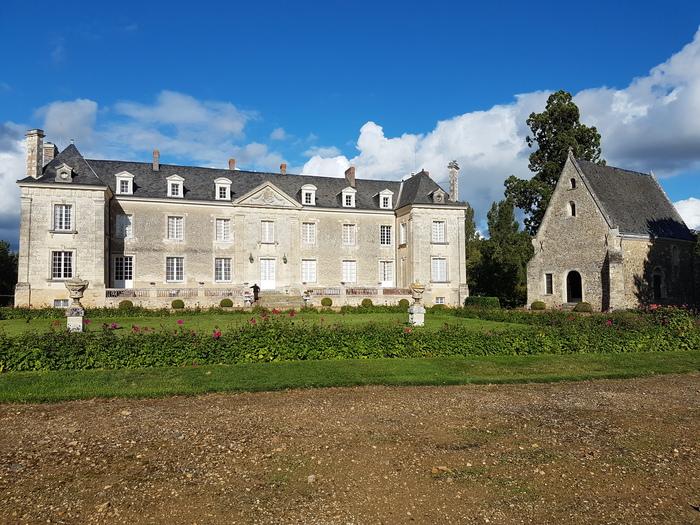 Journées du patrimoine 2020 - Visite libre des extérieurs et commentaire de la chapelle du Château