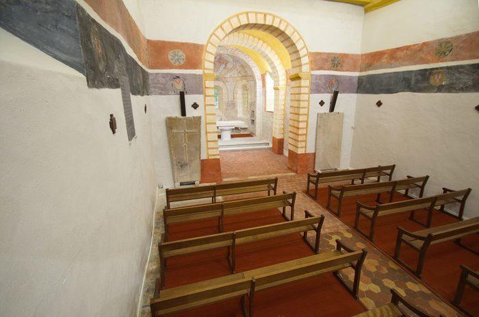 Journées du patrimoine 2020 - Visite de l'église Saint-Martin d'Oncy-sur-École