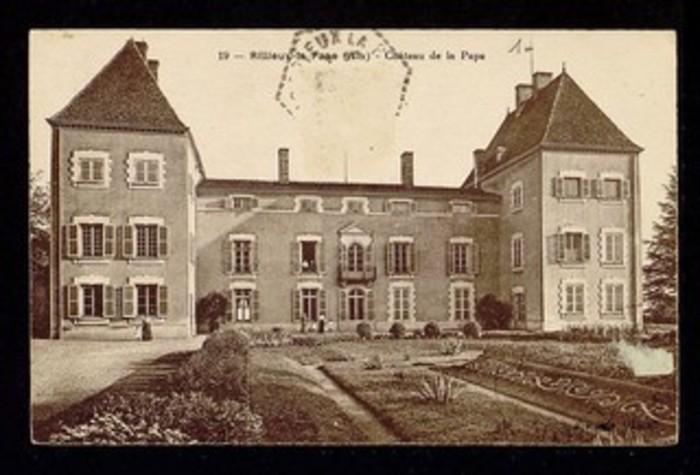 Journées du patrimoine 2019 - L'ancien château de la Pape et la chapelle de la Buissière