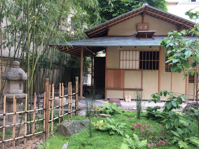 Journées du patrimoine 2019 - Découverte du jardin et du pavillon de thé