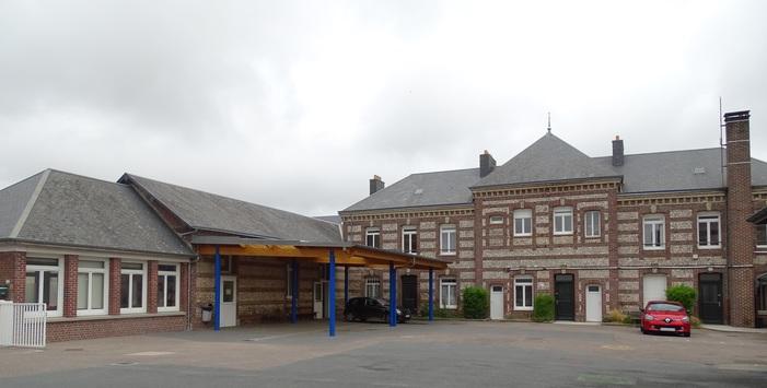 Journées du patrimoine 2020 - Balade urbaine guidée autour de l'école de Gonneville-la-Mallet