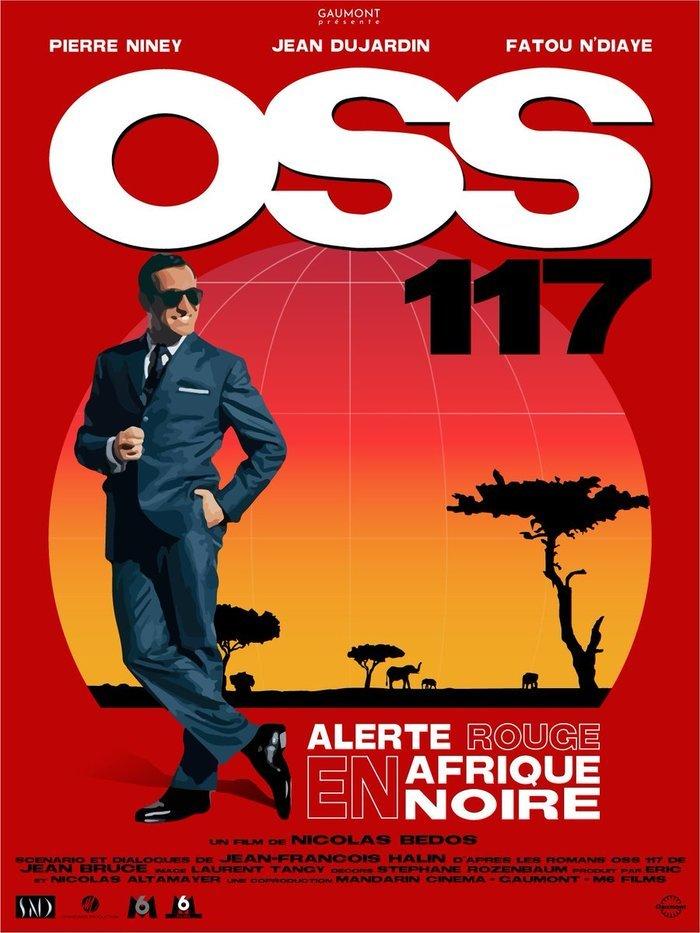 Sélection Cannes 2021 / OSS 117 Alerte rouge en Afrique noire