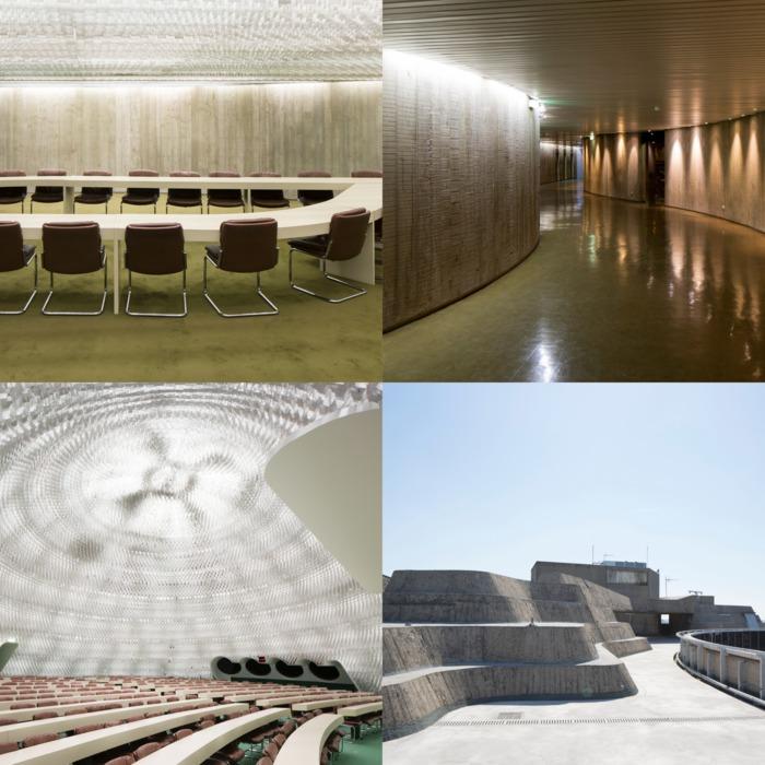 Journées du patrimoine 2020 - Visite Guidée de l'Espace Niemeyer avec accès au toit