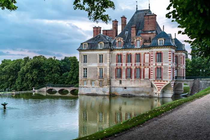 Journées du patrimoine 2020 - Visites guidées du Château d'Ormesson