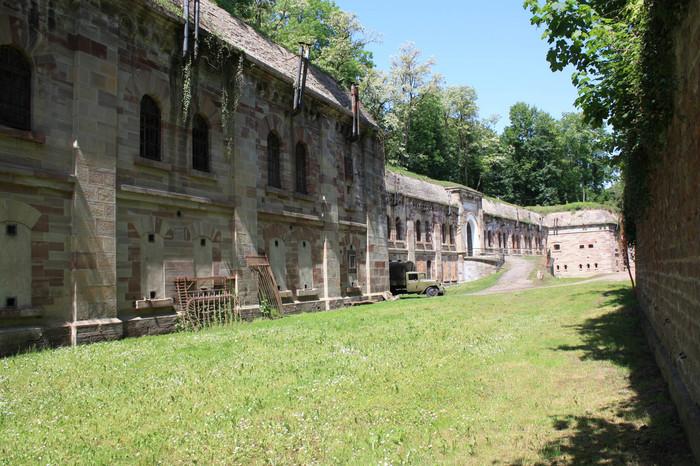 Journées du patrimoine 2020 - Découvrez le Fort Grossherzog von Baden - Fort Frère