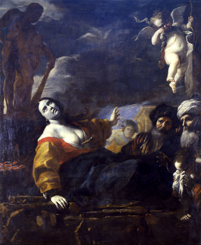 Journées du patrimoine 2020 - Conférence - La restauration des tableaux de Mattia Preti, par Christine Mouterde