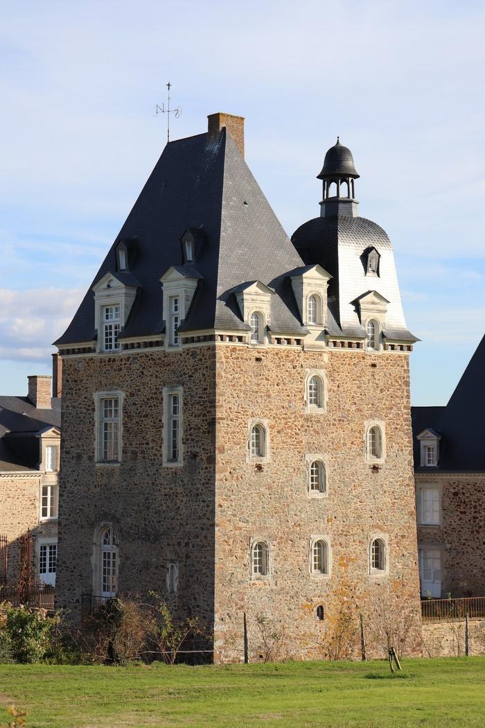 Journées du patrimoine 2019 - visite guidée du château des Arcis