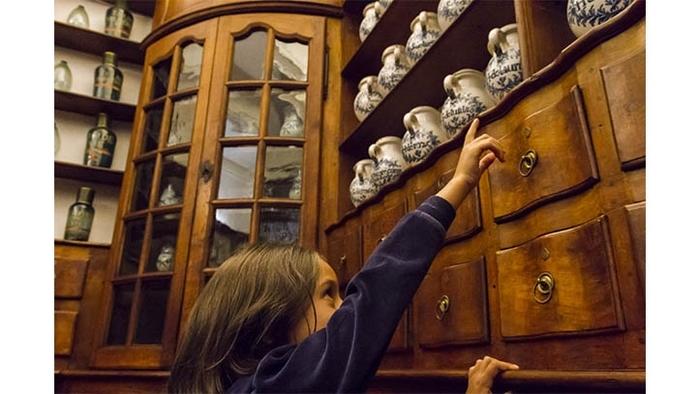 Journées du patrimoine 2020 - Visite guidée de la pharmacie du XVIIIe siècle