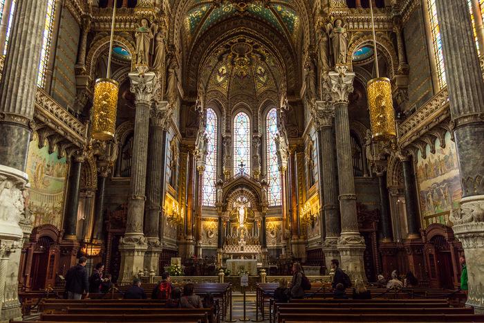 Journées du patrimoine 2019 - Visite libre de la basilique et de la crypte