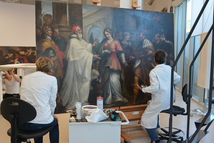 Journées du patrimoine 2020 - Annulé | visite guidée du Centre de Conservation-Restauration du Patrimoine Mobilier de Corse (CCRPMC)