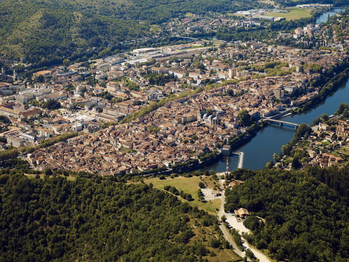 Journées du patrimoine 2020 - Visite guidée de la ville vue depuis le mont Saint-Cyr