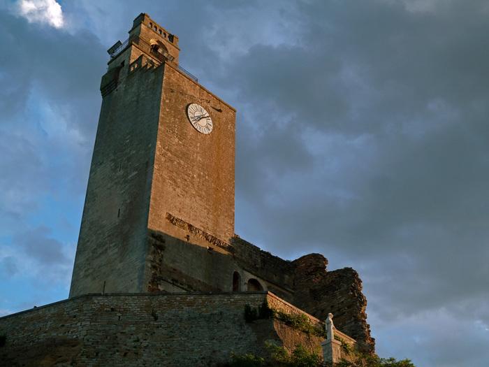 Journées du patrimoine 2020 - La tour de Chamaret