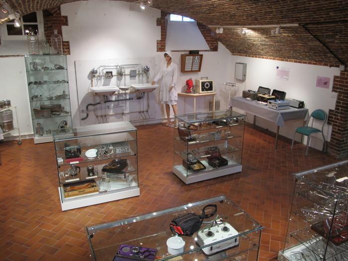 Journées du patrimoine 2019 - Levez les yeux ! Ouverture de l'espace muséal du Nouvel Hôpital de Navarre