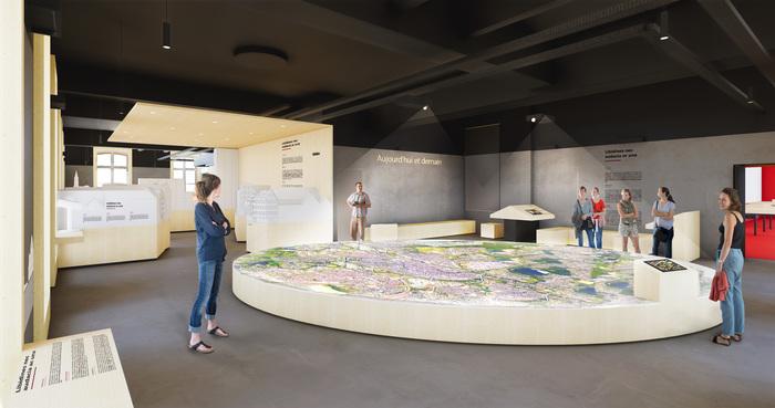 Journées du patrimoine 2019 - Le 5e Lieu : chantier ouvert